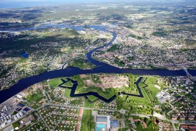 Fredrikstadbilde kilde Grunnlovsjubileet i Østfold 2014